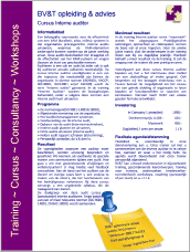 Vraag uw Training Brochure hier aan Informatiestromen - documentmanagement